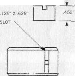 M16 Schematics Lower Receiver