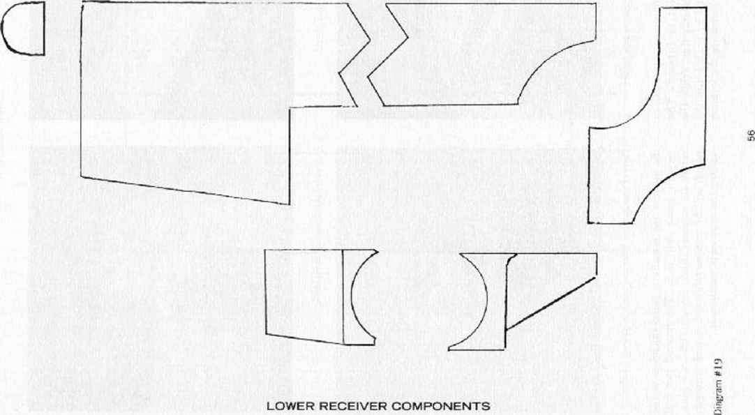 diagram of ar 15 magazine well ar 15 diagram mat