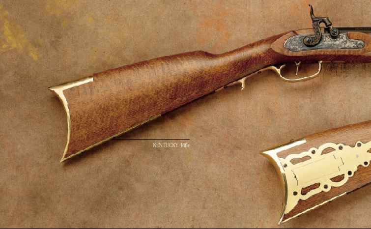 Hawken Match Creedmore Rifle - ARDESA Black Powder