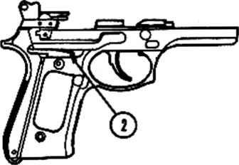 ie army pistol semi auto 9mm m9 bev fitchett s guns magazine Muddy Girl Handgun section v unit maintenance procedures