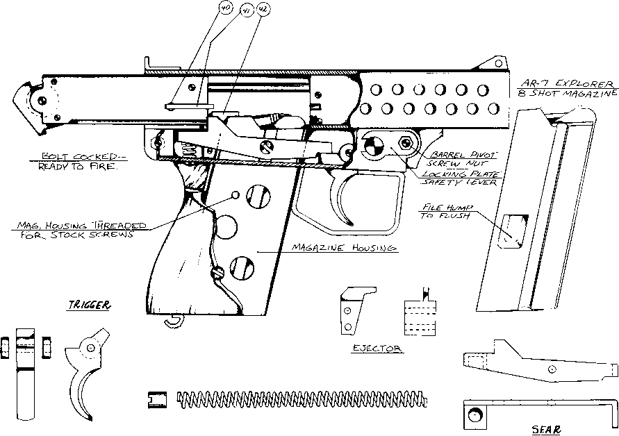 Homemade Pistol