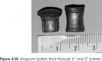 Bullet Identification Markings