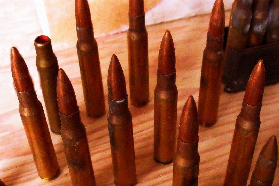 Lead bullet identification old American Civil