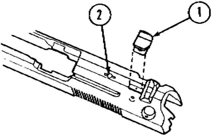 beretta 9mm assembly