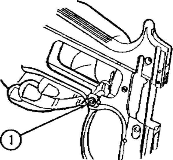 ejectors pin 9mm