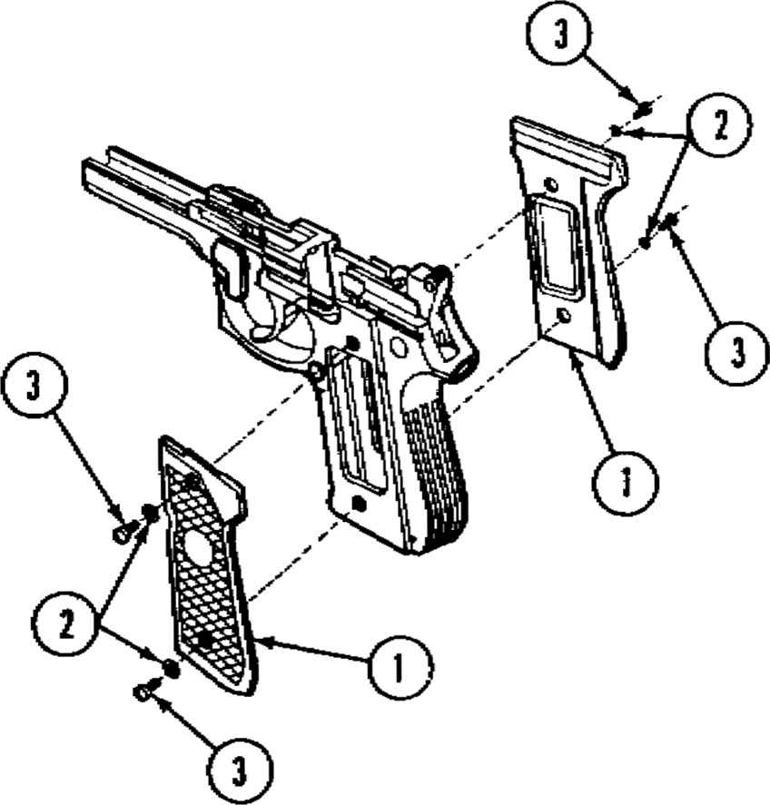 Vaapen 1 together with Taurus Revolver Exploded Diagram also Warning Puu as well 16146947 moreover 1991 Toyota Pickup Tail Light Wiring Diagram. on beretta 92 light