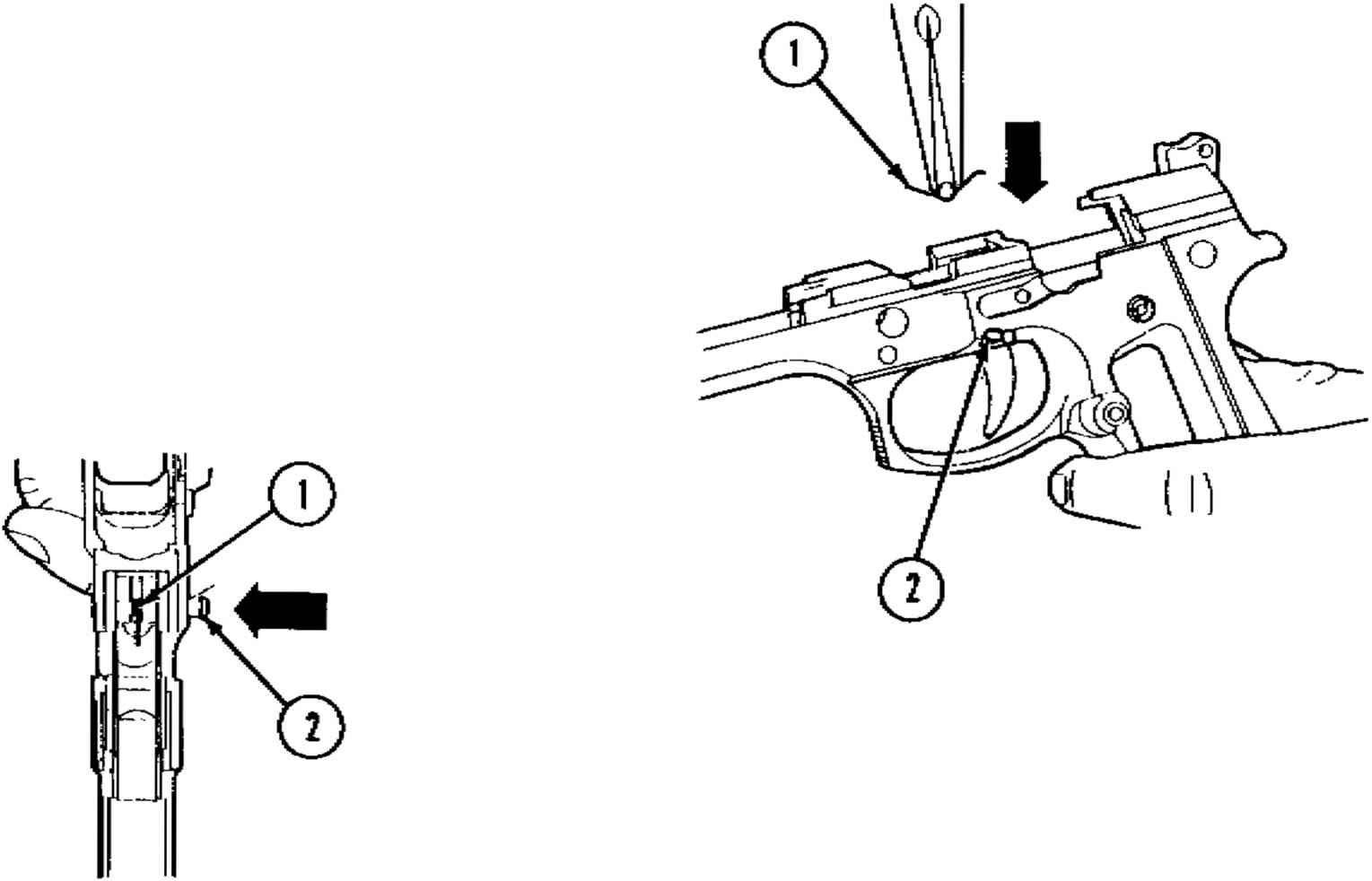 pin trigger p 226
