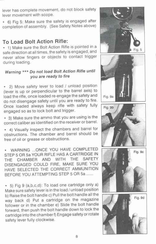 Brno Rifle Manual