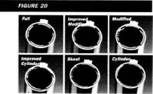 Invector Tube Selection - Browning A 500 Semi Automatic Shotgun
