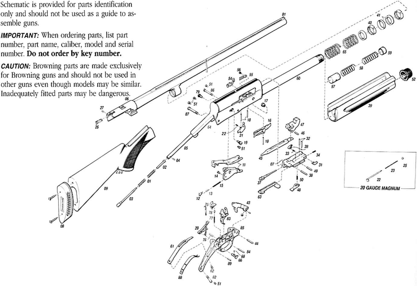 M2 Browning Parts Diagram Trusted Wiring 50 Magnum Surefire Schematic Auto Electrical U2022 M3 Cal