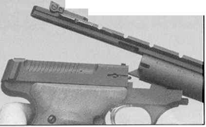 Silhouette Varmint Target Models Browning Buck Mark 22