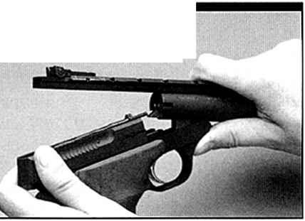 Silhouette Varmint Target Models Browning Buck Mark 22 Pistol