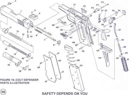 2967_26_57 px4 firing pin parts illustrations and lists colt mk iv series 80 90 pistols