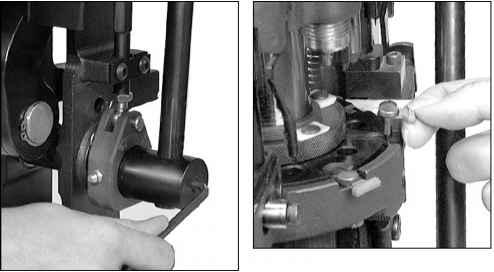 bullet press machine