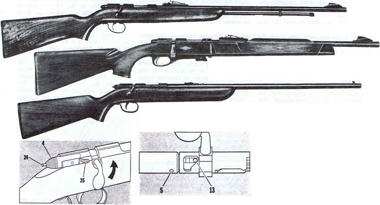 Remington Model Rifle - Firearms embly