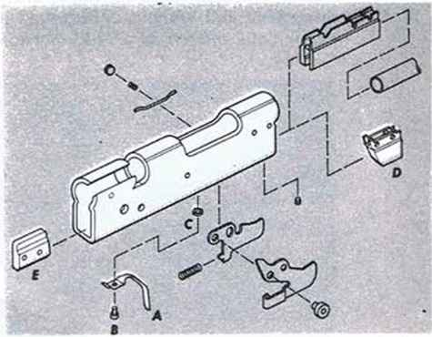 Remington scoremaster model 511
