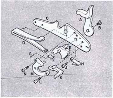 Model Rifle - Firearms Assembly - Bev Fitchett's Guns Magazine