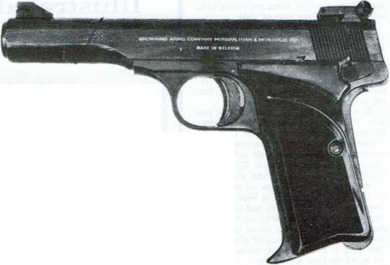 Auto Pistol - Firearms Assembly - Bev Fitchett's Guns Magazine