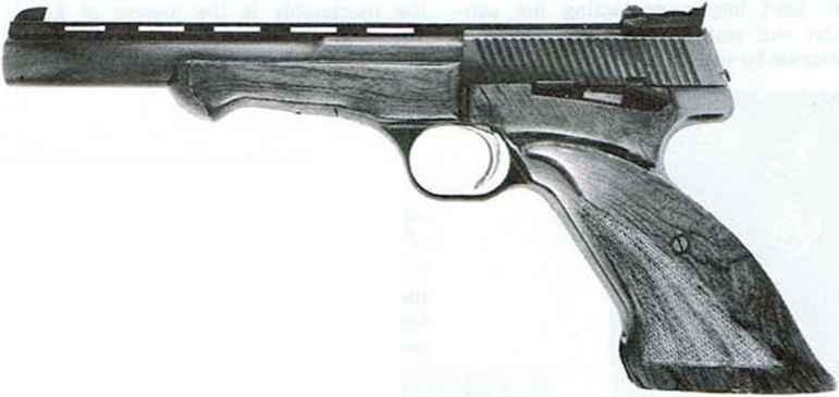 The Pistol Diagram - Firearms Assembly - Bev Fitchett's Guns Magazine