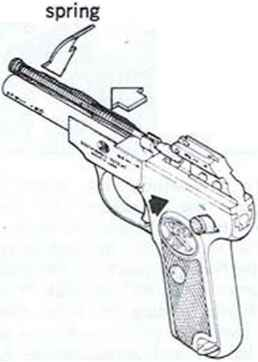 Bsp-smg Schematics - Firearms Assembly - Bev Fitchett's Guns Magazine