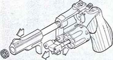 Dan Wesson Model W Revolver - Firearms embly