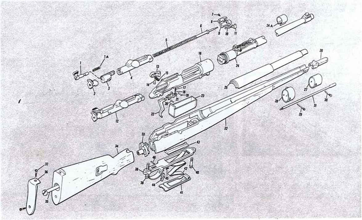 Mossberg 935 Bolt Assembly - Firearms Assembly
