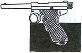 Nambu Type 14 Pivot Firearms Assembly Bev Fitchett S