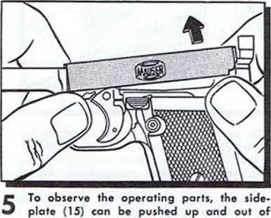 Mauser Pocket Pistol - Firearms Assembly