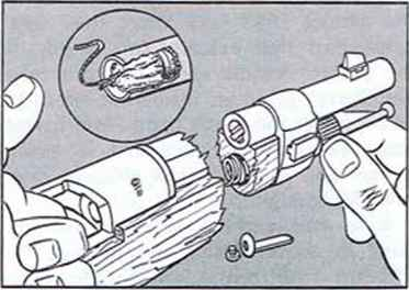 Needle Gun Cartridge