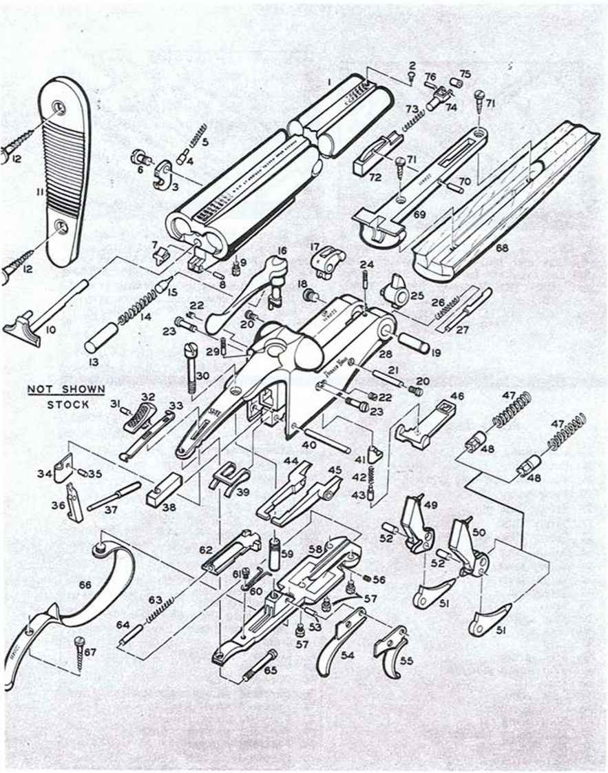 Surprising Pump Action Shotgun Diagram Electronicswiring Diagram Wiring Cloud Mangdienstapotheekhoekschewaardnl