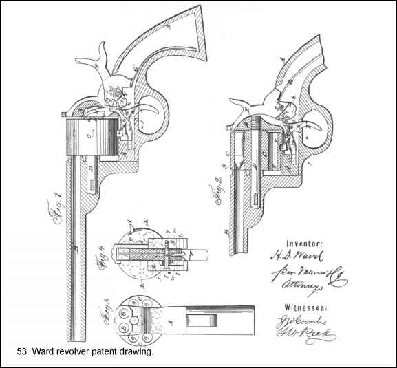 Twobarrel Revolvers - Firearms Curiosa - Bev Fitchett's Guns