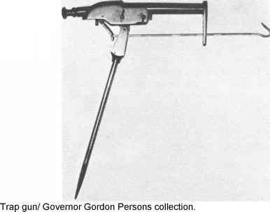 Alarm Guns Antique
