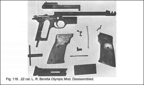 Beretta - Firearms identification - Bev Fitchett's Guns Magazine