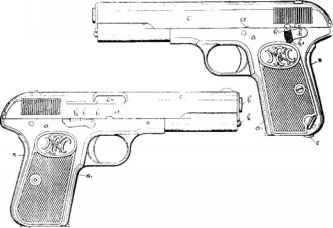 Springfield 1903 Schematics - Firearms identification on