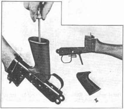 Groups of operations Stripping - FN FAL Assault Rifle