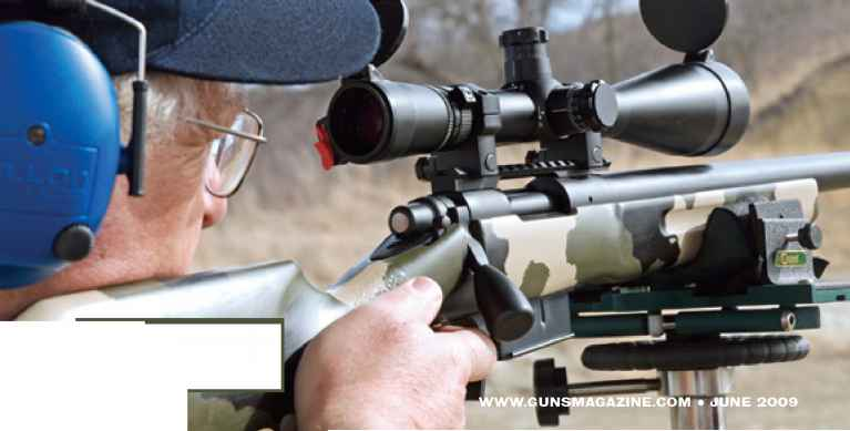 Remington M1a Rifle Match With Scope