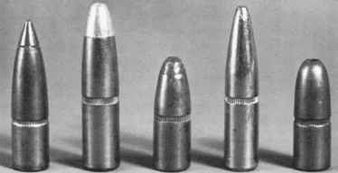 Remington Bronze Point Bullets