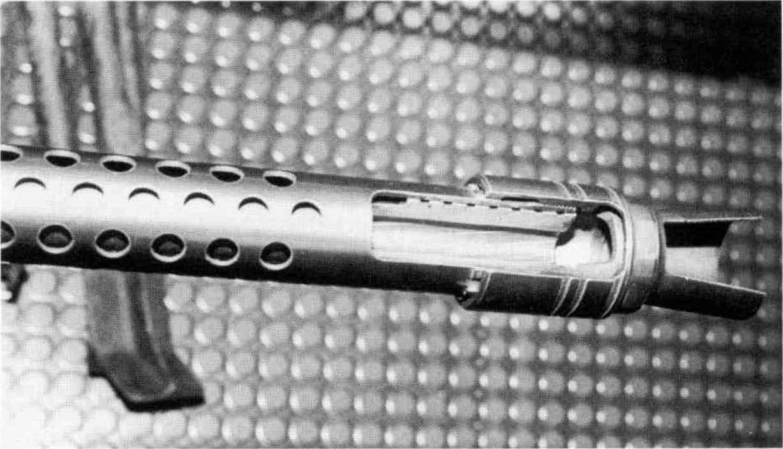 Other Shortrecoil Heavy Machine Guns Bev Fitchetts Guns Magazine