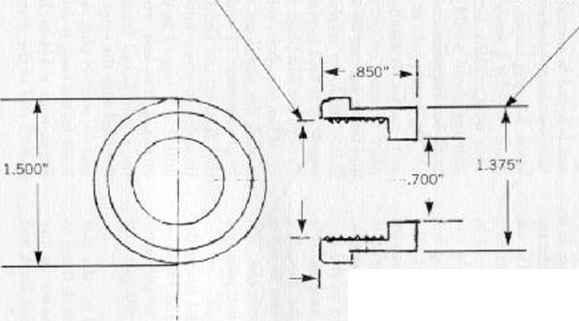 barrels - homemade m-16