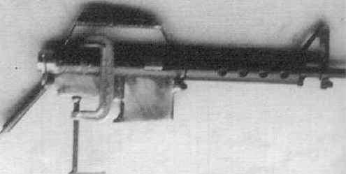 Standard Rifling Cutter - Homemade M-16 - Bev Fitchett's