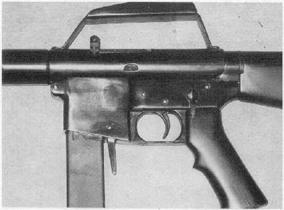 homemade gun plans homemade m 16 bev fitchett s guns magazine