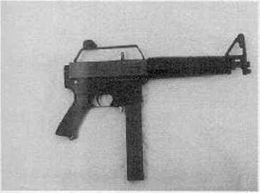 Home Made Rifle - Homemade M-16 - Bev Fitchett's Guns Magazine