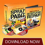 Car Spray Painting Videos | $45.73 Per Sale | 7.6% Conversions!