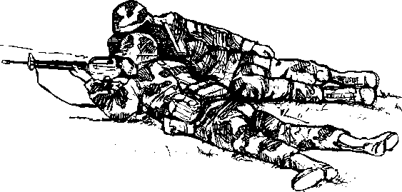 Army Proper Firing Position