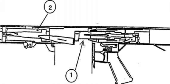 Barrett Bolt Carrier Images