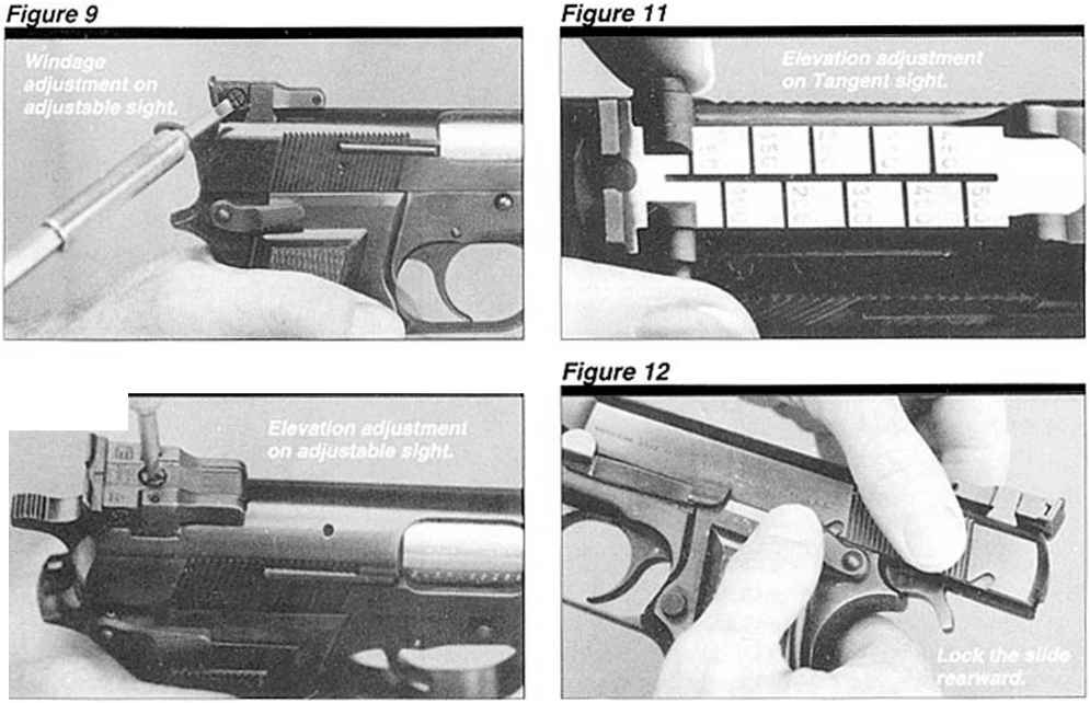 Power Adjustable Sights