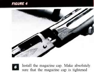 Rotating Magazine Tube Shotgun