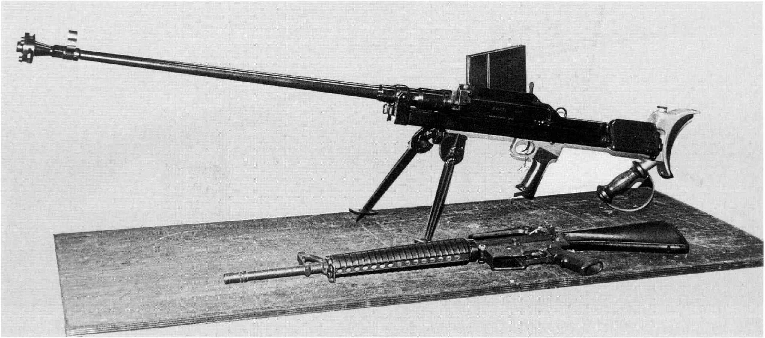 T1e1 Anti Tank Rifle