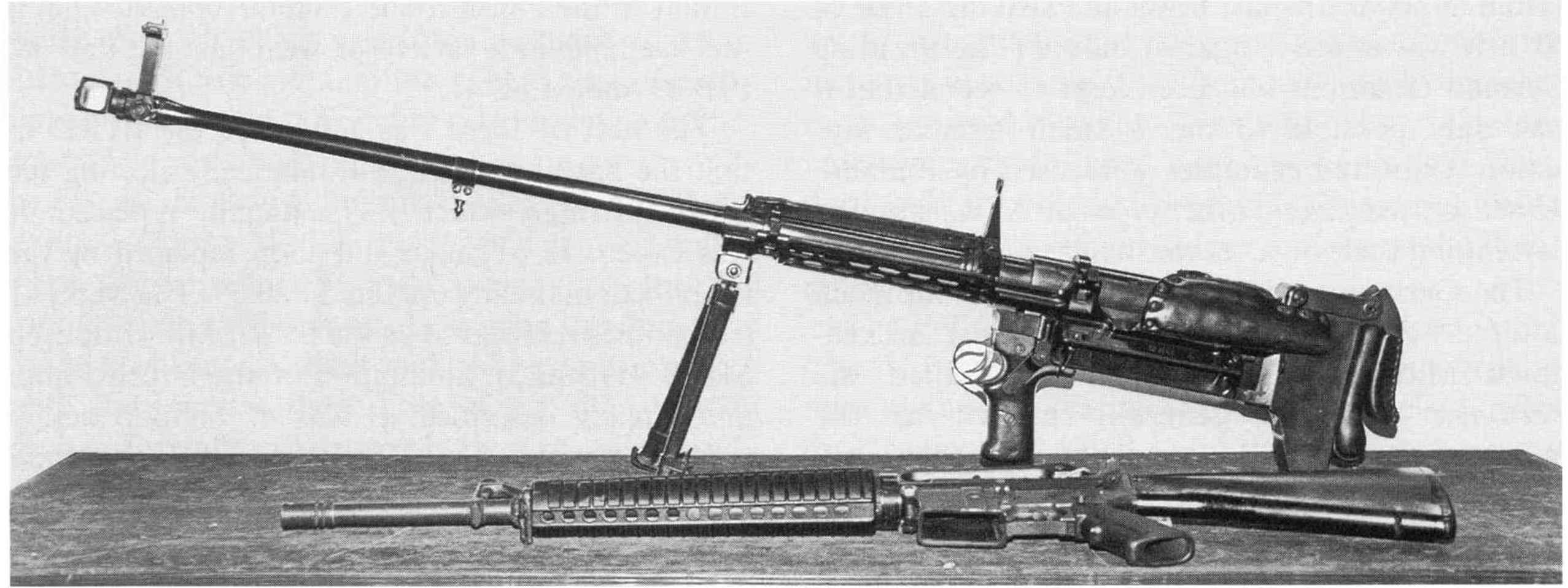 Helenius 20mm Rifle