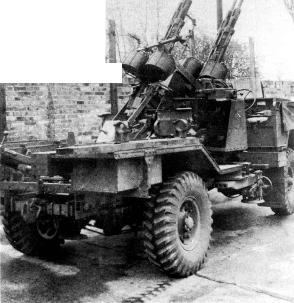 Automatic Cannon 20mm